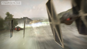 Star Wars Battlefront II - TIE Fighter