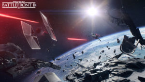 attentes e3 2017 - Star Wars Battlefront II TIE Fighter