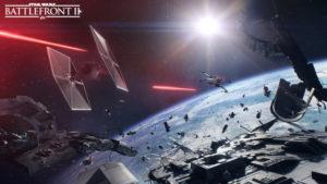 attentes e3 2017 - Star Wars Battlefront II TIE Fighter