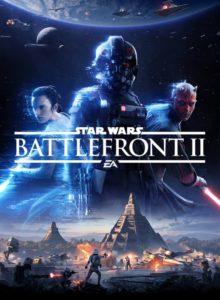 Star Wars Battlefront II - Boxart