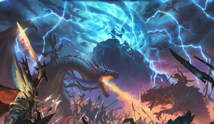 Total War : Warhammer II jaquette