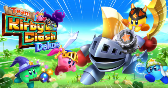 Team Kirby Clash Deluxe 1