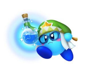 Team Kirby Clash Deluxe Docteur Prodige