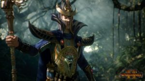 Total War : Warhammer II chef haut-elfes