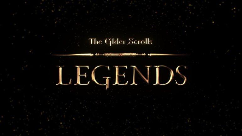 The Elder Scrolls Legends logo