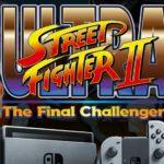 Ultra Street Fighter II, le retour d'un jeu culte sur Switch