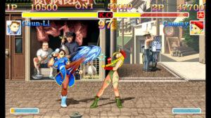 Ultra Street Fighter II The Fial Challengersjpg - Chun Lee