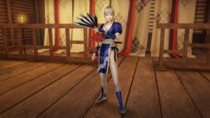 Warriors all stars costume de Kasumi Wang Yuanji