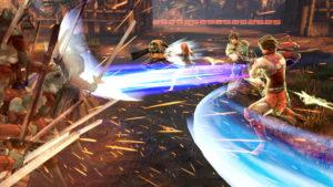 Warriors all stars gameplay