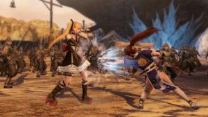 Warriors all stars Marie Rose vs Kasumi