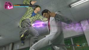 Yakuza Kiwami Kiryu combat
