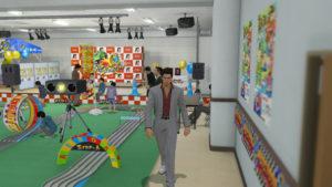 Yakuza Kiwami mini jeu