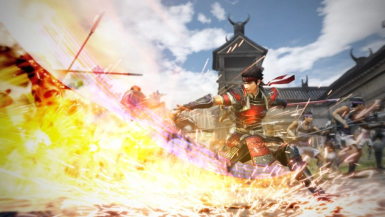 SAMURAI WARRIORS: Spirit of Sanada yukimura sanada