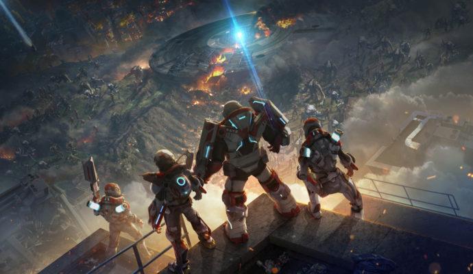 Alienation proposé dans le PlayStation Plus de mai 2017