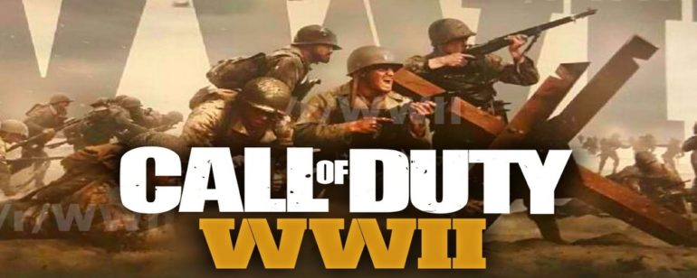 Call of Duty: WWII annonce de l'annonce
