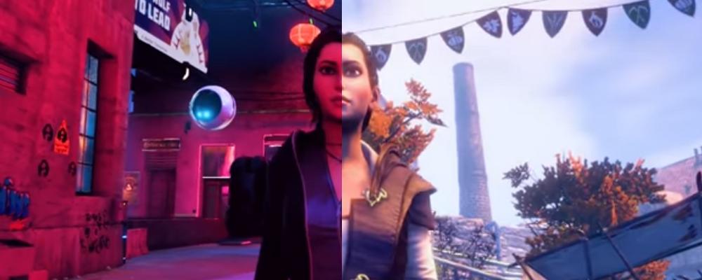 Dreamfall Chapters se dévoile un peu plus avec un trailer à propos de ses deux univers. Ici, les deux versions du personnage de Zoé Castillo dans les deux différents univers;