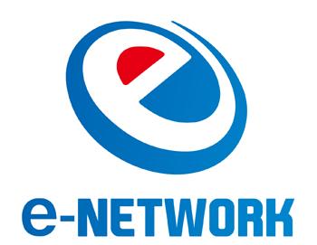 e-NETWORK logo