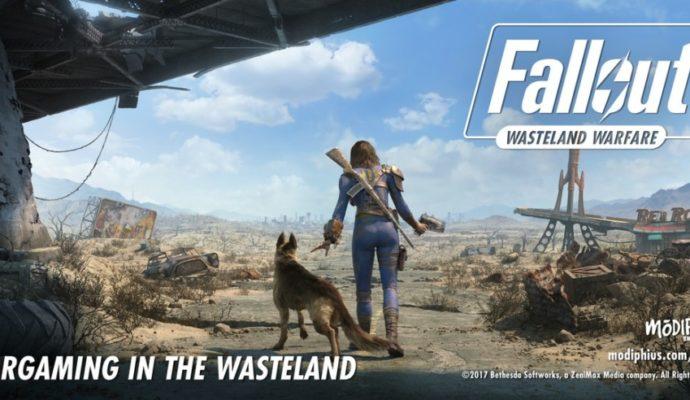 Fallout : Wasteland Warfare - affiche