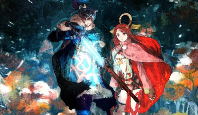 i am setsuna Temporal Battle Arena