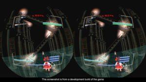 Touhou Kobuto V: Burst Battle compatibilité VR