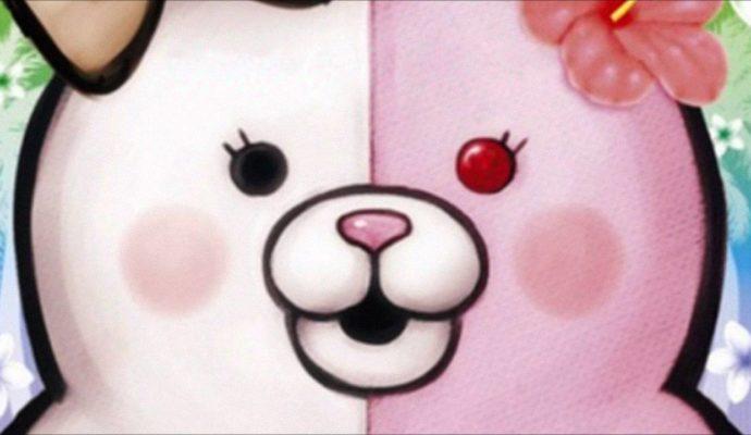 Monomi, le petit lapin en peluche de DanganRonpa, est repris dans Zanki Zero