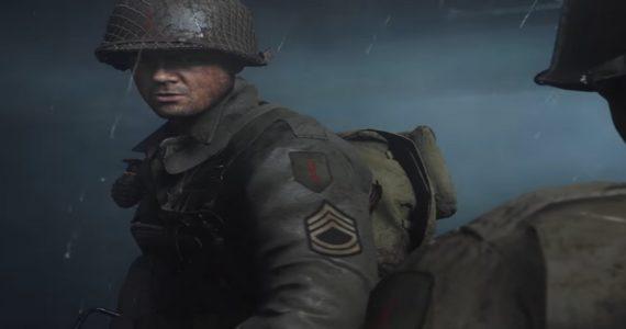 L'une des images du trailer officiel de Call of Duty: WWII