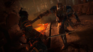 Le centurion dans For Honor : Shadow and Might.