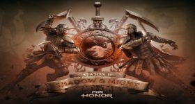Une artwork officiel de Shadow and Might, la saison 2 de For Honor