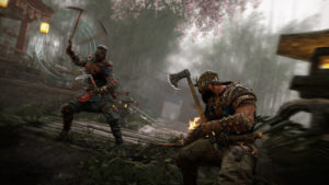Le Shinobi dans For Honor : Shadow and Might
