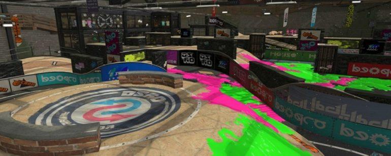 Humpback Pump Track, la nouvelle carte présentée par les développeurs de Splatoon 2 dans une vidéo.