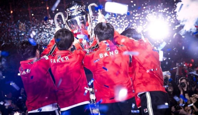 eSport équipe SK Telecom T1