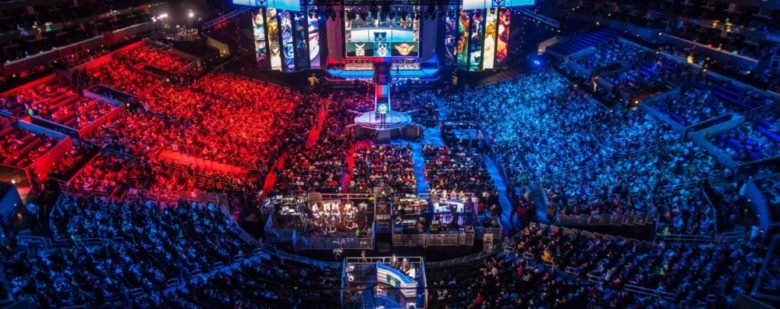eSport - Staples Center