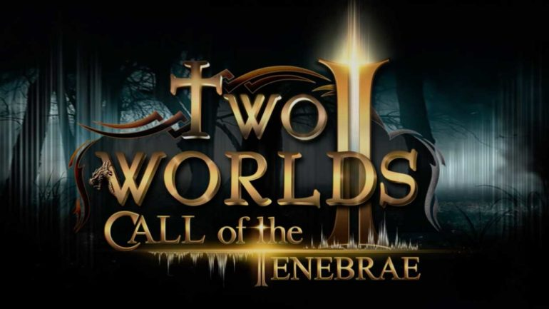 Two Worlds 2 : call of the Tenebrae titre