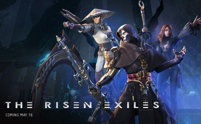 Skyforge The Risen Exiles logo