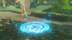 The Legend of Zelda: Breath of the Wild Travel Medaillon, le médaillon de voyage