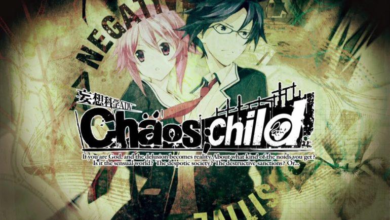 Chaos;Child visuel