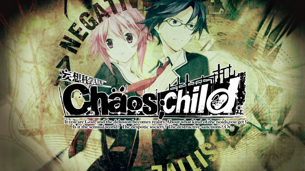 Chaos;Child visuel