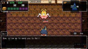 Cladun Returns: This is Sengoku! Dialogue