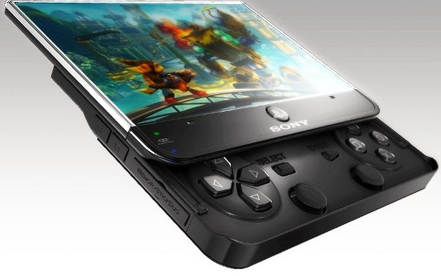 Concept PS4 portable Sony PSE