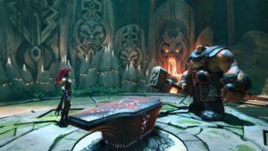 Darksiders 3 Gameplay