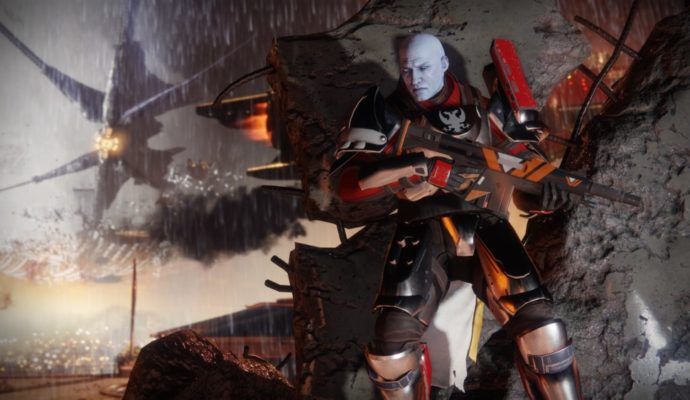 Destiny 2 Gameplay Zavala