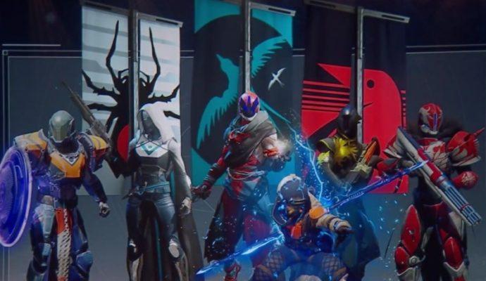 Destiny 2 Gameplay Clans