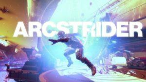 Destiny 2 Gameplay Chasseur Arcstrider
