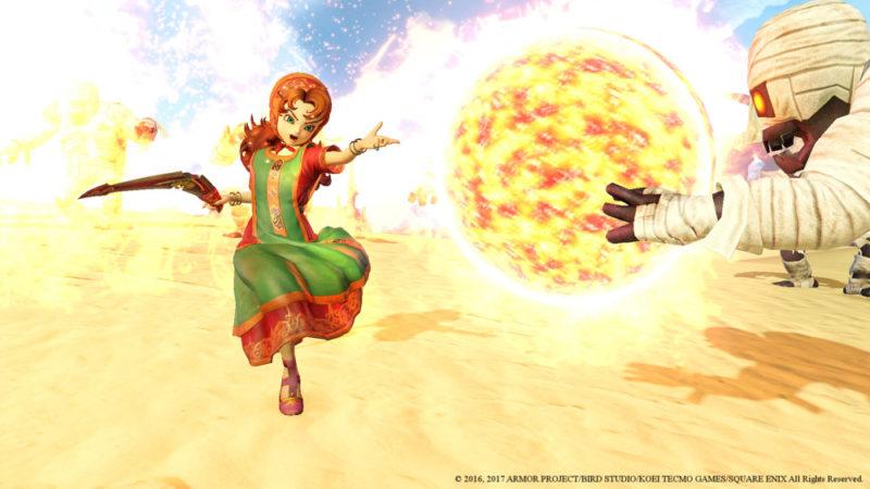 Dragon Quest Heroes II - Maribel
