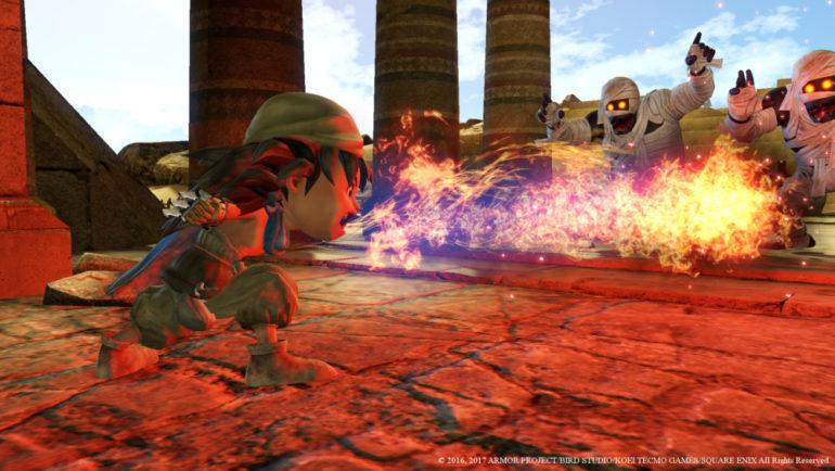 Dragon Quest Heroes II - Gabo
