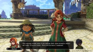 Dragon Quest Heroes II - Maribel et Gabo