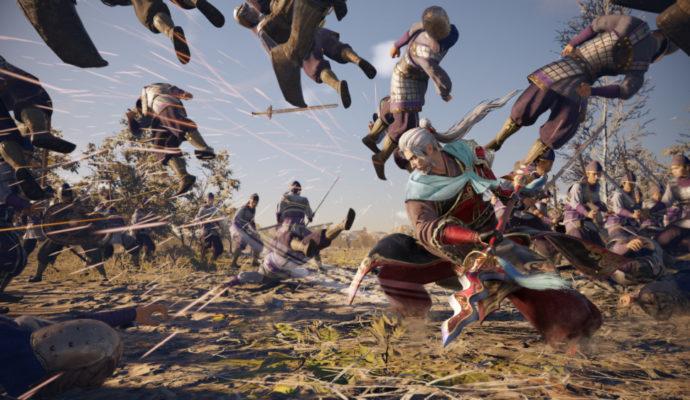 Dynasty Warriors 9 Chen Pu