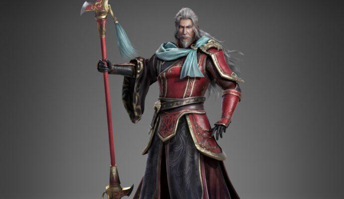 Dynasty Warriors 9 Cheng Pu