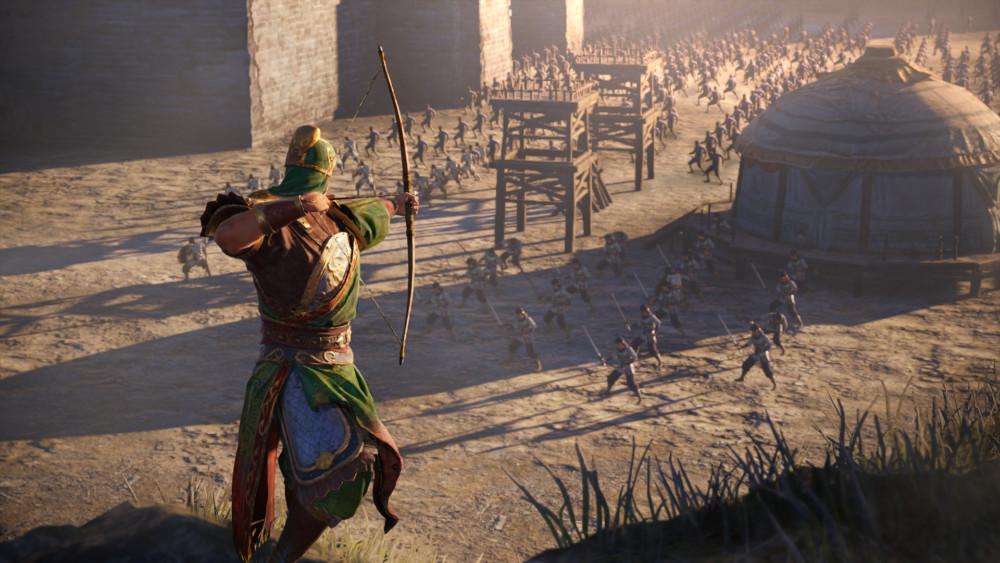Dynasty Warriors 9 arc