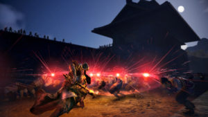 Dynasty Warriors 9 bataille